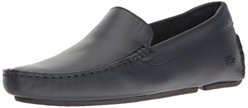 Lacoste Men's Piloter 117 1 Formal Shoe Fashion Sneaker, Navy, 10 M US
