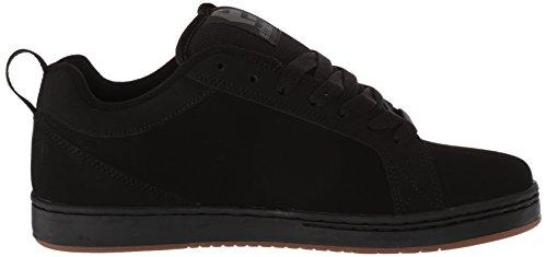 Etnies Mens Drexel Skate Schoen Zwart / Grijs / Gom