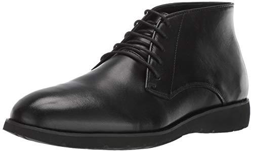 (Propet Men's Grady Ankle Boot, Black, 13 5E US)