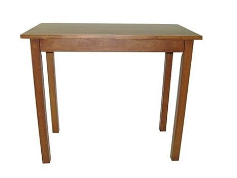 Superb Carolina Chair Table 2242 Wal Carolina Cottage Tavern Bar Table Walnut Machost Co Dining Chair Design Ideas Machostcouk