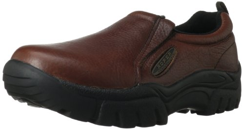 ROPER Men's Performance Slip On-m, Bay Brown, 11 M US ()
