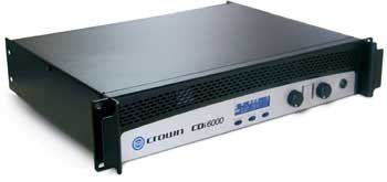 Crown DSI 6000 2 Channel, 2100W Power Amplifier