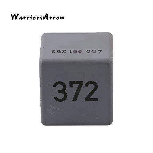 (Davitu WarriorsArrow Fuel Pump Relay #372 For Audi 100 1992-1994 A4 1996-2001 A6 1995-2004 A8 For VW Passat B5 1998-2002 4D0951253)