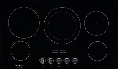 Frigidaire Gallery FGEC3648UB 36 Black 5 Burner Electric -
