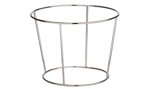 Chrome Plated Wire Holder S/Steel - Chrome Plated Wire
