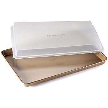 Amazon Com Simply Calphalon Nonstick Bakeware Large