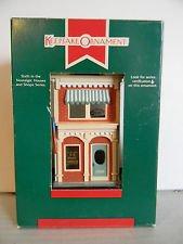 1989 Hallmark U.S. Post Office Handcrafted Keepsake Ornament Collector