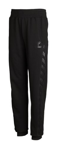 Hummel Classic Bee Womens Sweat Pants - Pantalones cortos de cheerleading negro