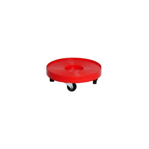 Bucket Dolly Heavy Duty Smooth Rolling Cart for Five Gallon - Bucket Smooth