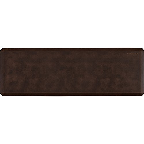 WellnessMats Antique Linen Kitchen Dark