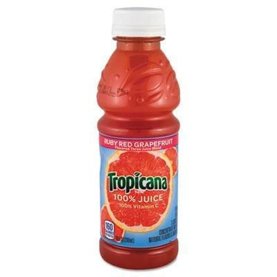 Amazon.com: Marca nuevo Tropicana 100% jugo Ruby rojo ...