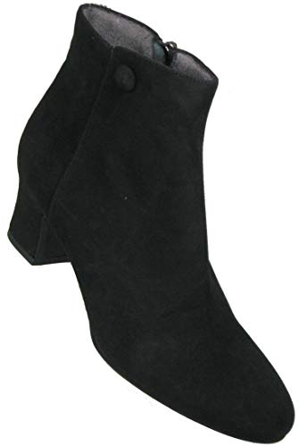 Pas De Rouge Women's 'Alfa' Waterproof Boot in Black