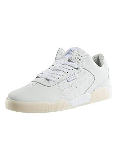 Supra ELLINGTON Herren Sneakers Weiß/Weiß