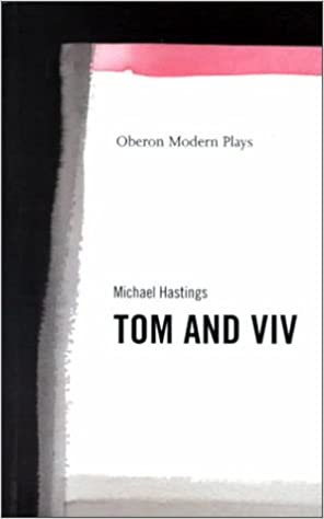 Book Tom and Viv (Oberon Modern Playwrights)