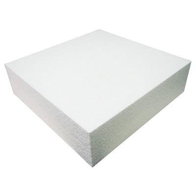 Square Cake Dummy 9 x 4H