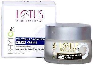 Lotus Professional Phyto- Rx Whitening & Brightening Nigh...