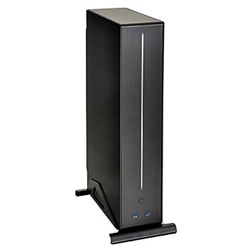 Lian Li PC-Q19B Mini-Tower Negro Carcasa de Ordenador - Caja ...