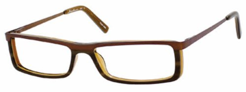 Eddie Bauer Reading Glasses - 8243 in Brown ; - Eddie Glasses Bauer