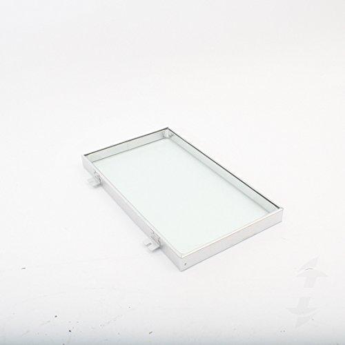 VULCAN GLASS FOR DOOR, 00-358534-00001