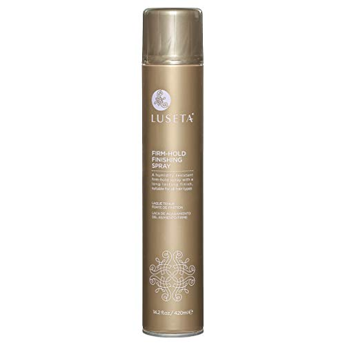 Luseta Hair Spray Style Flexible Control Anti-Humidity Volumizing Hairspray, For Flexible Weightless, High Shine & All Night Hold, 14.2oz