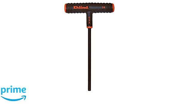 """Eklind 3//8/"""" T Handle Hex Wrench"""