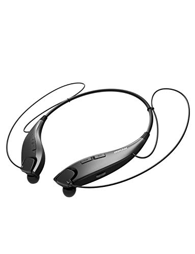 Mpow Jaws  Bluetooth Headphones Call Vibrate Alert Wireless