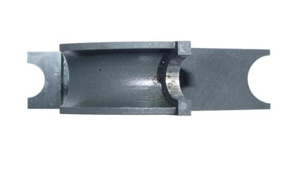 Magnate M044 Bead Shaper Cutters Concave 3//8 Opening; 3//16 Radius; 3//4 Bore