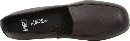 On Puppies Shoe Hush Women's Brown Heaven Dark Slip wdvqI