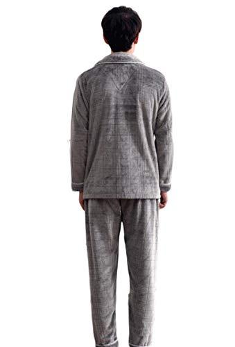 Cotone A Autunno Inverno Pigiama Uomo Per Gray E Oltre Abiti Fgsjej Lavoro Da Uomo In f8IzfqF