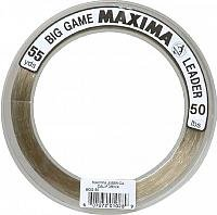 Maxima Big Game Leader (50-Pound Test ), Green, (Maxima Tippet)