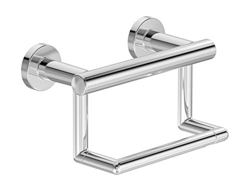 Symmons 353GBTP Dia ADA Wall-Mounted Toilet Paper Holder in Polished Chrome Ada Compliant Bathroom Fixtures