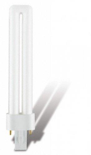 Osram Dulux S 9 W//66 Lampada fluorescente compatta Verde