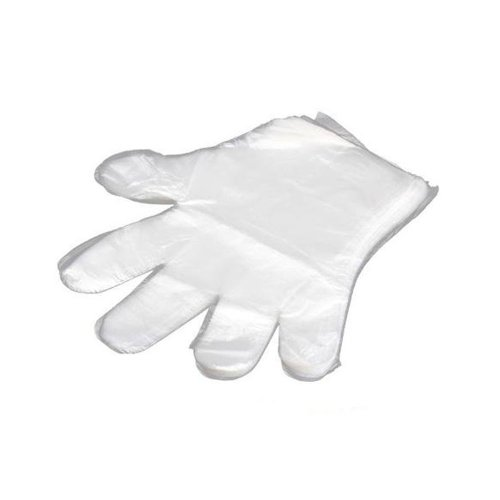 Germproof Pure Disposable Gloves for Home Cooking BBQ(100 Pcs)