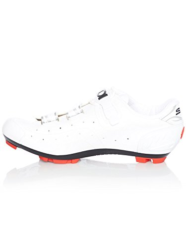 Trace Sidi Blanc Chaussure VTT Blanc 1q7fzO