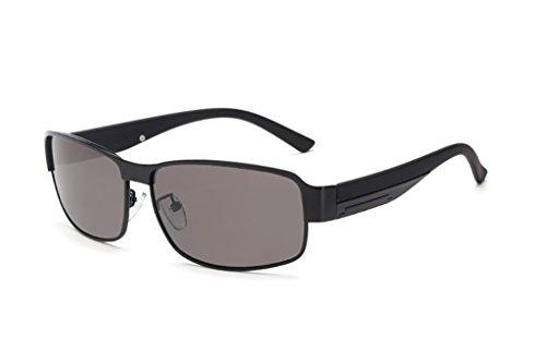 1 Hombre Color de 400 Yxsd polarizadas Gafas Aviador Sol protección 4 de UV Marco para SunglassesMAN xZRwzq0O0