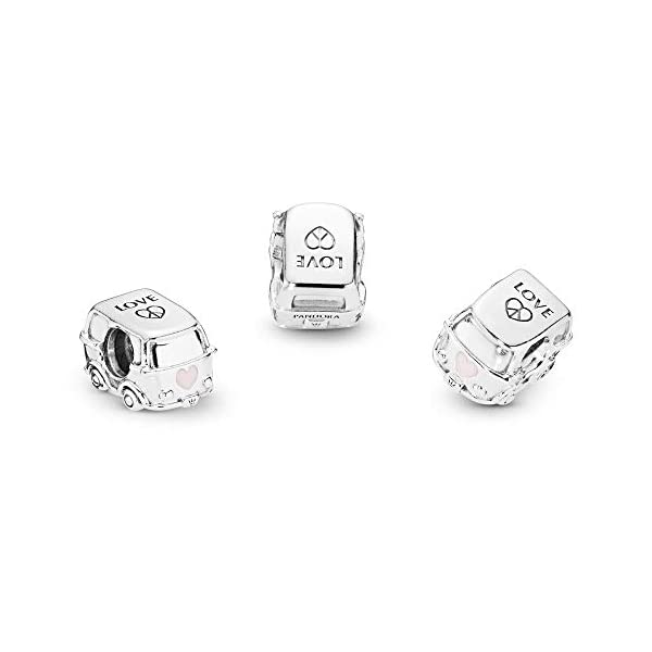 310GotyY3FL PANDORA Damen Silber Bead Charm - 797871EN160