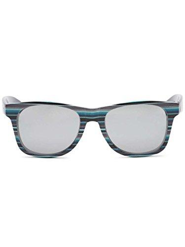 Vans Spicoli 4 Shades Black Rockaway Noir - Vans Mens Sunglasses