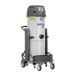 Nilfisk-Advance - 1-S3/50N1A - Dry Vacuum, 13 gal., 120V by Nilfisk