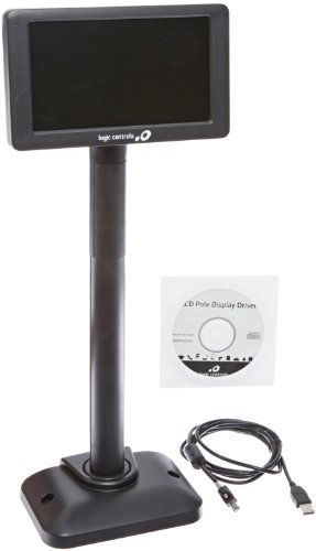 hewlett-packard-lv3000-smart-buy-logic-controls-pole-display-7-video-with-usb-connector-dark-grey