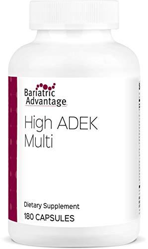 Bariatric Advantage - High ADEK Multi Vitamin 180 Capsules ()