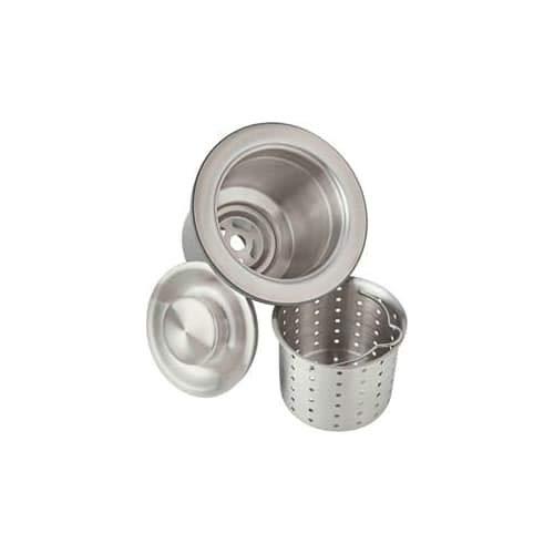 Elkay LKDD 3-1/2'' Deep Stainer Basket, Stainless Steel