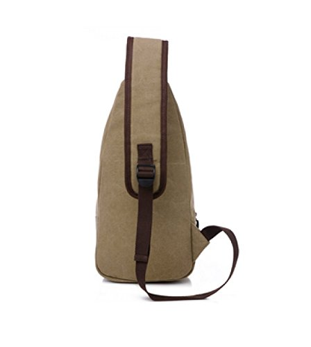 Laidaye Messenger Bag Package Outdoor purpose Multi 3 Travel Canvas Shoulder Capacity Backpack Leisure Business Men Large Chest WXTgr6YqX