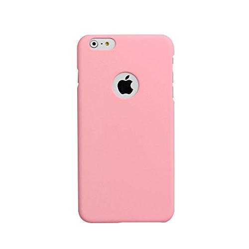 iPhone 6 Plus / 6s Plus Case, Acewin [Exact-Fit] iPhone 6 Plus 6s Plus (5.5) Slim Case Soft Finish Coated Surface with Premium Matte Hard Case Cover for iPhone 6 Plus/6s Plus (5.5) (Pink)