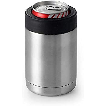 Gtell 12 oz Tumbler, Double Wall Stainless Steel Insulated Colster Can Cooler & Beer Bottle