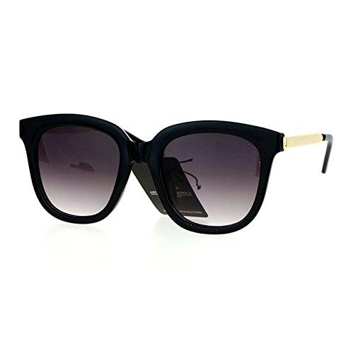 Womens Designer Fashion Sunglasses Classy Square Frame UV 400 - Frames Classy Glasses