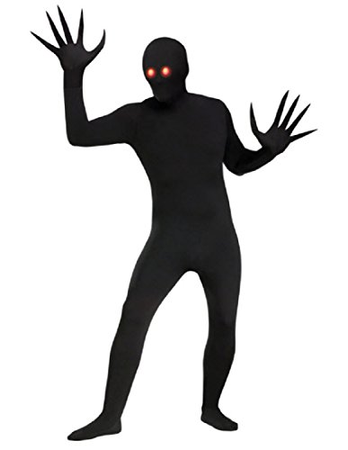Fade Eye Shadow Demon Skin Suit Adult Costume