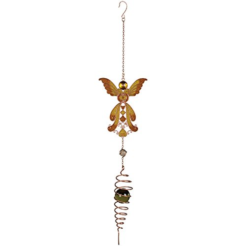 Carson Angel Spinner Wireworks Inspirational Chime