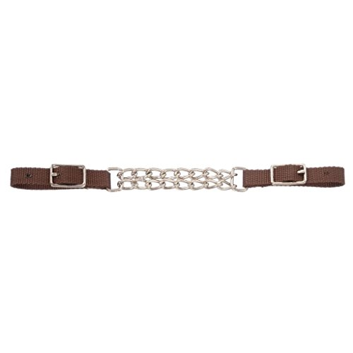 Tough 1 Double Chain Nylon Curb Strap
