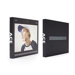 SHINEE TAEMIN 1st Mini Album [ACE] CD (Black or White Cover) + Photocard K-POP Sealed Tae Min Solo