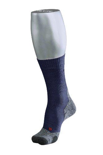 FALKE 16474 Herren Socke TK 2, marine (6120), 44-45, ( UK  9.5-10.5 )